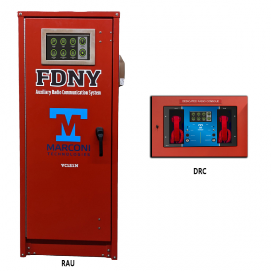 ARCS FDNY NYC, Auxiliary Radio Communication Systems