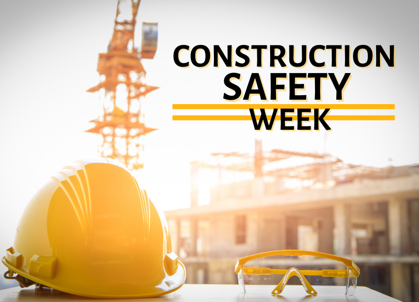 CONSTRUCTION SAFETY WEEK 2 | Marconi Technologies | Marconi Technologies
