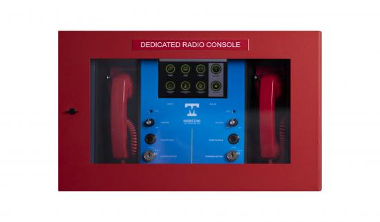 Dedicated Radio Console (DRC) for ARCS